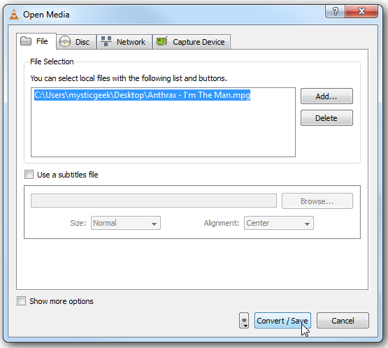 How to Convert Video Files to MP3 with Total Video Converter