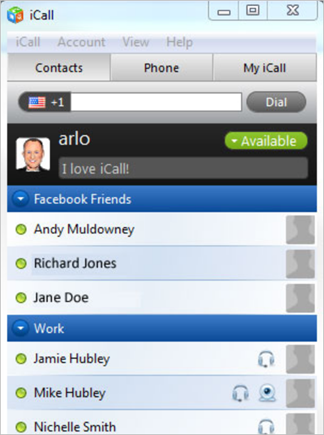iCall is one of the Top 10 Free Calling Websites Which Will Surely Rock by 2019.