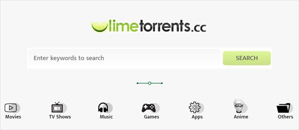 LimeTorrents is one of 6 Best KickAss Torrent Alternatives (Kat) 2018
