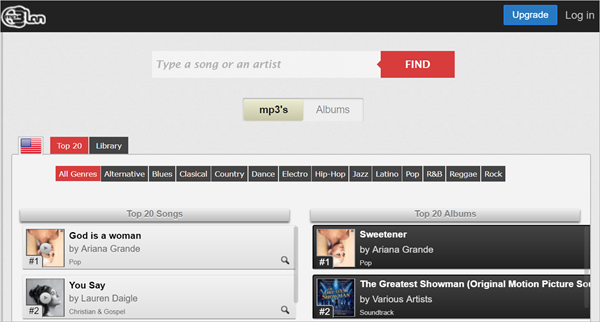 MP3 Clan is one of the Top 12 Sites to Download Full Music Albums for Free 2019.