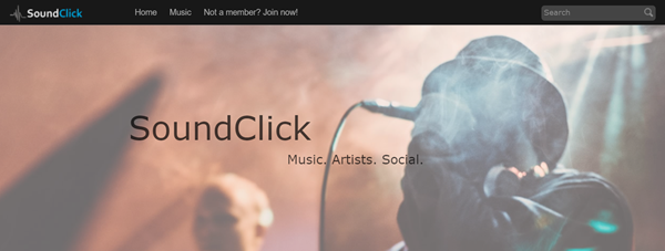 SoundClick is one of the Top 12 Sites to Download Full Music Albums for Free 2019.