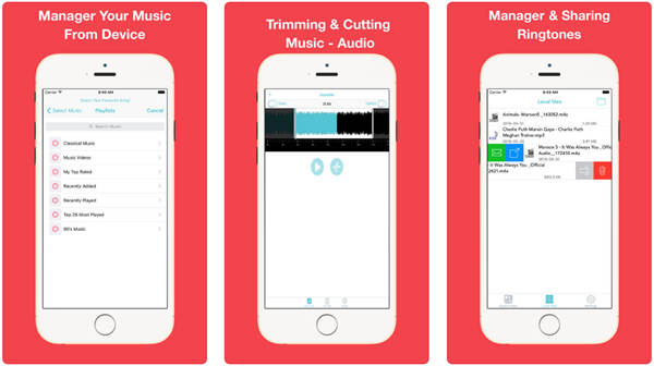 MP3 Cutter is one of the top 5 Best Free Audio Editing Apps for Android & iPhone.