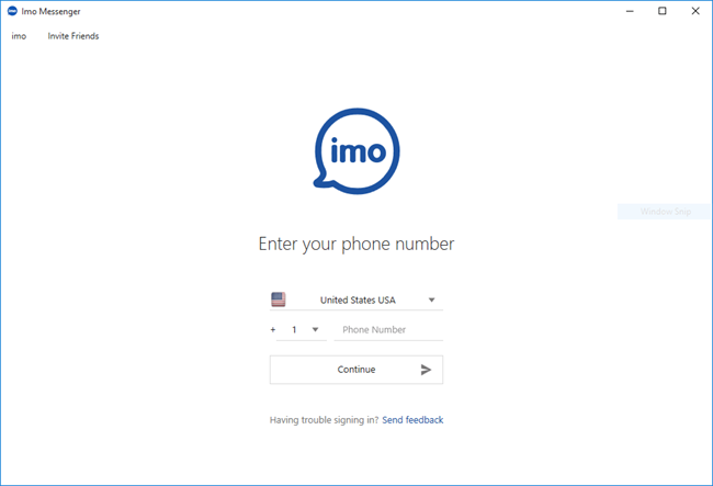 IMO is one of the best free Video Calling Software & Apps for Windows.